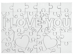 Puzzle Love you