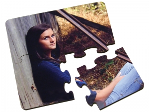 Suport pahare puzzle